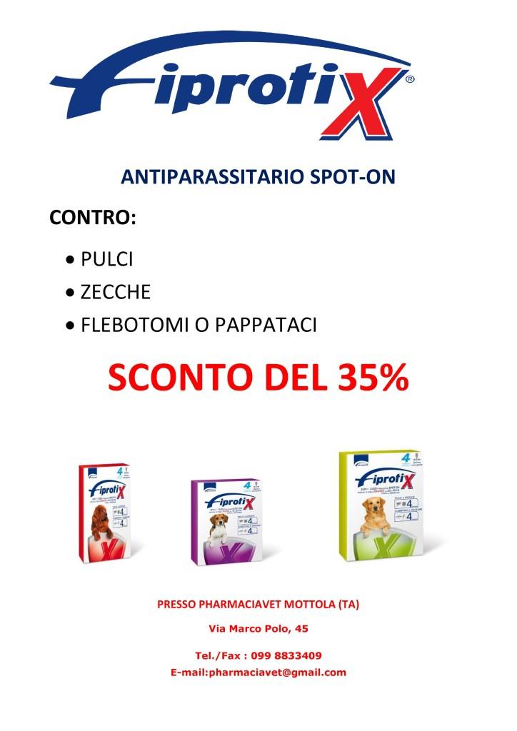Promozione Antiparassitari